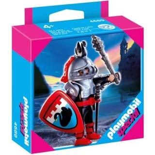 全新 現貨 德國 摩比 PLAYMOBIL 4689 天鵝 騎士 頭盔 盾牌