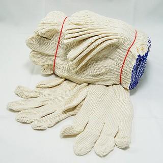 挑戰超低價 我最便宜 工作 棉紗 作業 園藝 搬運 手套 1包1打12雙