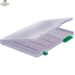透明塑膠資料盒抽屜文件夾票據整理盒A4 文件盒檔案盒~