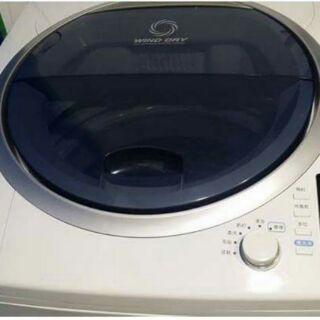歌林 冷風乾 13kg洗衣機