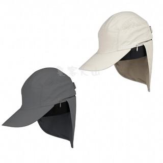 【大山野營-露營趣】中和安坑法國 Lafuma coolmax吸濕排汗快乾抗uv帽 防蚊帽棒球帽 遮陽帽 LFV8251