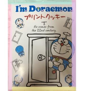 日本帶回 I'm Doraemon 12入餅乾 哆啦A夢餅乾
