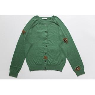 日本品牌熊熊針織外套 niko and