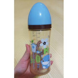 (二手保存良好)KUKU酷咕鴨歐風經典寬口徑奶瓶300ml