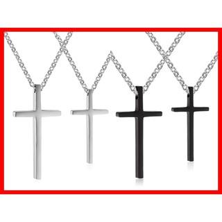 ~316 小舖~今天 ~E482 ~ 鈦鋼情侶項鏈細緻十架情侶對鍊男項鏈女項鏈女項鏈雙十字
