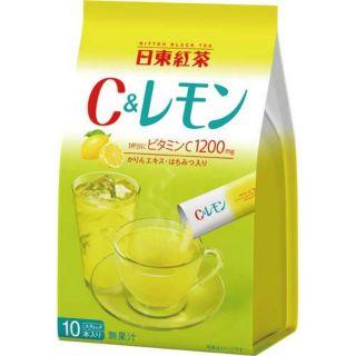 【現貨】日本日東紅茶-C+檸檬茶口味