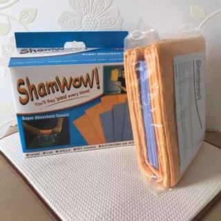 現貨 Shamwow神奇魔布(8入裝) 德國神奇魔布 吸水抹布 神奇抹布 抹布 超吸水抹布 吸水魔布 吸水力超強抹布