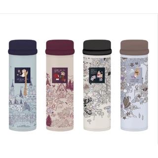 預購✈️【LiLiCo日本代購】日本加藤真治 超輕量 保溫瓶 保冷瓶 長髮公主 小紅帽 愛麗絲 小美人魚 350ml