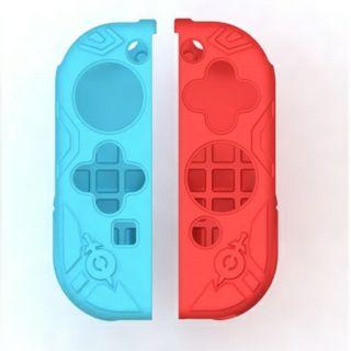 Nintendo Switch ns joy-con果凍套 手把套 漆彈配色 薩爾達
