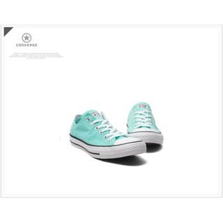 CONVERSE 基本款 帆布鞋 152929C 女款 休閒鞋 百搭 經典時尚 低筒 蘋果綠 薄荷綠