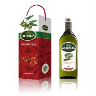 奧利塔 初榨橄欖油 1000ml