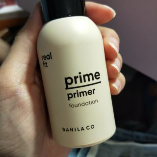 Banila Co PRIME Primer FITTING FOUNDATION Be15