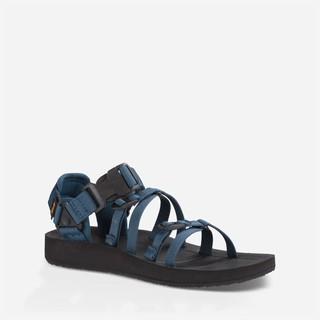 TEVA ALP PREMIER 美國戶外水陸2用運動涼鞋 復刻款 女 藏青 1015182NAVY