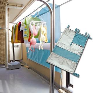《全新日本進口 》陽台遮雨舒適隔熱曬衣簾