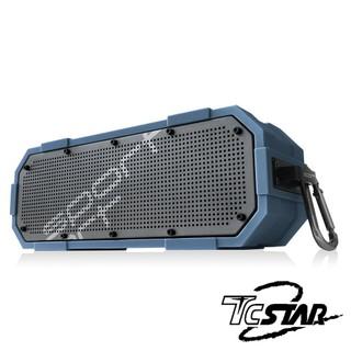 【貝殼拍賣】TCSTAR 戶外防水IPX6無線藍牙喇叭/藍色 TCS1110BU