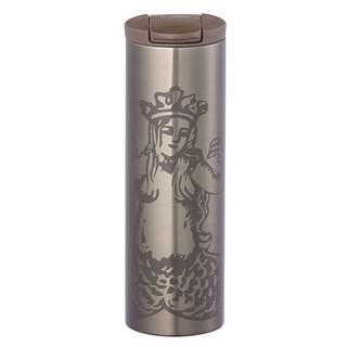 Starbucks 台灣星巴克 2014 女神 Troy 不鏽鋼杯 不銹鋼杯 16oz