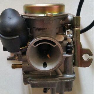 三陽原廠風50,mio50化油器