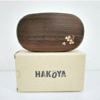 HAKOYA日本製造雙層漆器便當盒