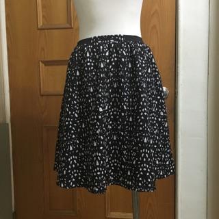 設計師品牌VAINIFESTO 全新花紋短裙