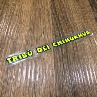【貼紙倉庫】TRIBU DEI CHIHUAHUA 前鏡片貼 Rossi VR46 羅西