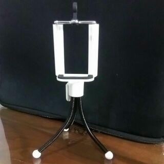 桌上型三腳手機架 自拍 看劇 視訊
