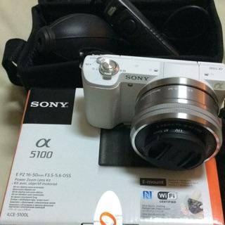 Sony a5100L 單眼相機