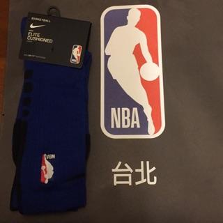 Nike NBA elite 籃球襪 藍款
