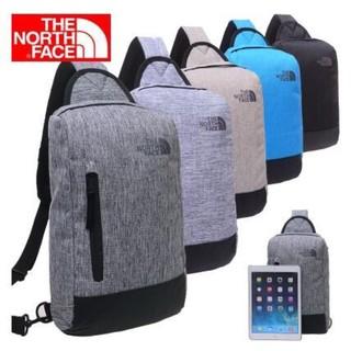 【艾美代購】現貨爆款 The North Face 校園潮流 郵差包 時尚側背包 多功能腰包 背包 登山包