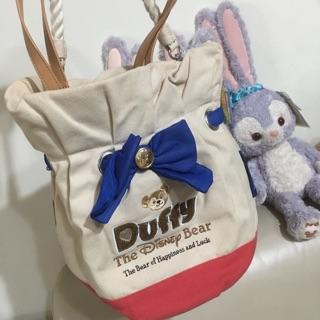 DUFFY 達菲熊水桶袋