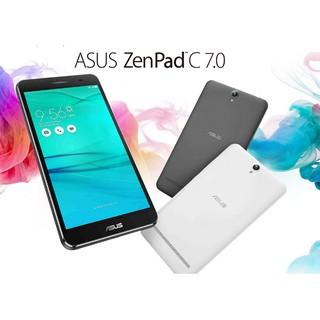 華碩ASUS高通四核心ZenPad C(Z171KG) 7吋 可通話平板電腦 (白色)