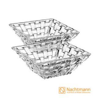 德國 NACHTMANN 巴莎諾瓦方型缽碗盤 Bossa Nova