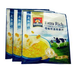 桂格 北海道 特濃燕麥片 單包