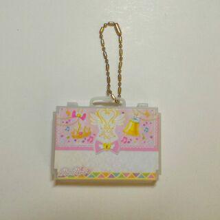 星光樂園 pripara 美妙天堂 偶像學園 手提包卡冊吊飾