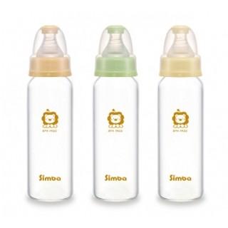 小獅王超輕鑽玻璃大奶瓶240ml