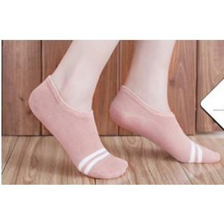 【買襪子這裡有*現貨】少女襪 隱形襪 船型襪 學生 隱形襪 矽膠防滑防脫  夏季薄款 百搭 條紋 糖果色 小資 便宜