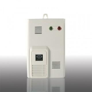 智慧型瓦斯偵測警報器(壁掛式) JIC-678  天然&桶裝瓦斯兩用