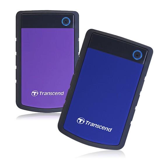 創見 Transcend 1TB StoreJet 25H3 USB3.0 2.5吋 美國軍規三層抗震 行動硬碟