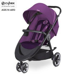 Cybex紫色嬰兒車