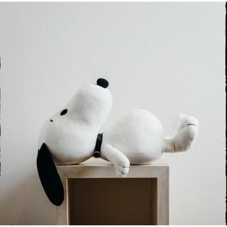 預購 購物狂的代購清單  東京 SNOOPY博物館 限定 限量 SNOOPY 失戀 大肚子 躺姿 玩偶
