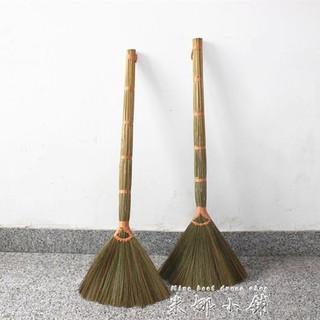 天然青芒草掃把掃帚軟毛掃把不易粘毛頭發掃把木地板掃帚笤帚掃地 【】igo