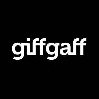 Giffgaff 英國/歐洲多國可用吃到飽網卡