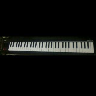 korg microkey 61鍵 midi鍵盤