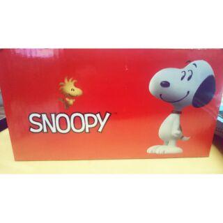 全新一組snoopy對杯立體組