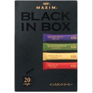 AGF Maxim Stick 咖啡-4種綜合咖啡