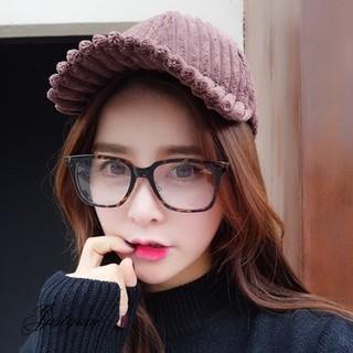 韓版方型眼鏡框女潮人男復古全框圓臉可配防輻射近視眼鏡架平光鏡