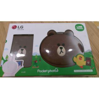 LG 樂金 PD239SF Pocket photo3.0 口袋相印機《LINE 熊大限定版 》