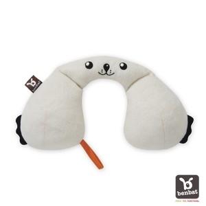 @小櫻桃嬰兒用品@以色列Benbat--護頸枕 0-12個月【海豹】