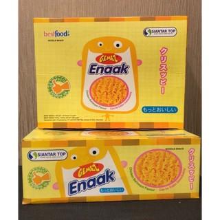 韓國 Enaak 香脆小雞 點心脆麵 雞汁麵 隨手包 16g 30包/盒