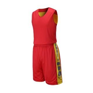 NIKE 耐吉籃球衣 套裝 雙面可穿 網眼透氣 可DIY印號1602