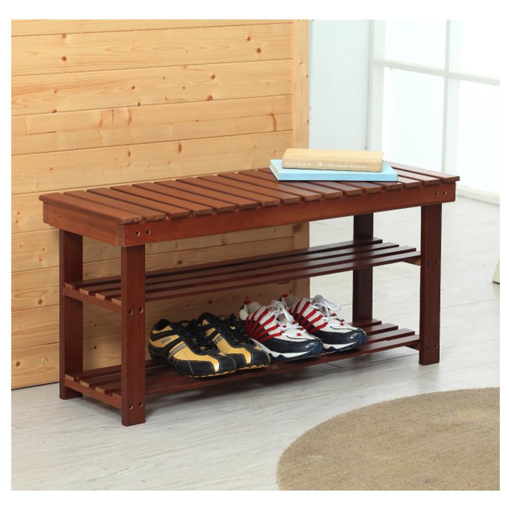 實木穿鞋椅 穿鞋椅 鞋櫃